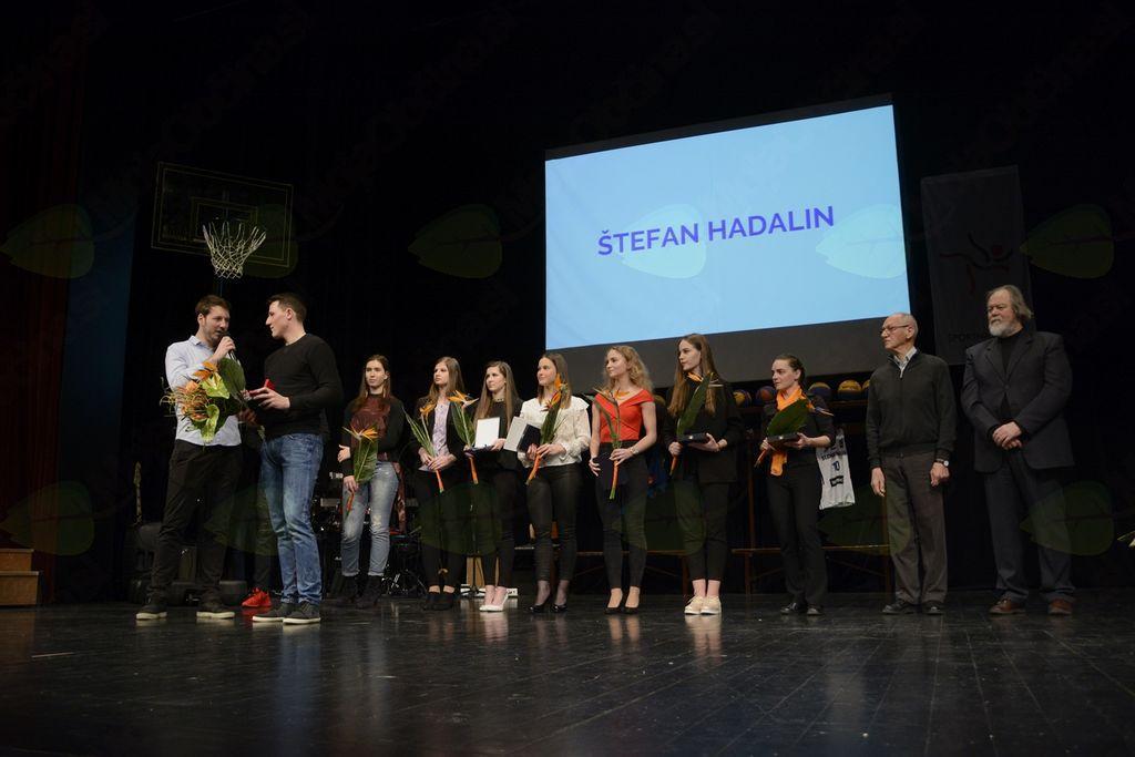 Športnik leta 2017 je postal Štefan Hadalin
