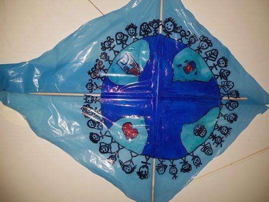 Mednarodni projekt Talking kites