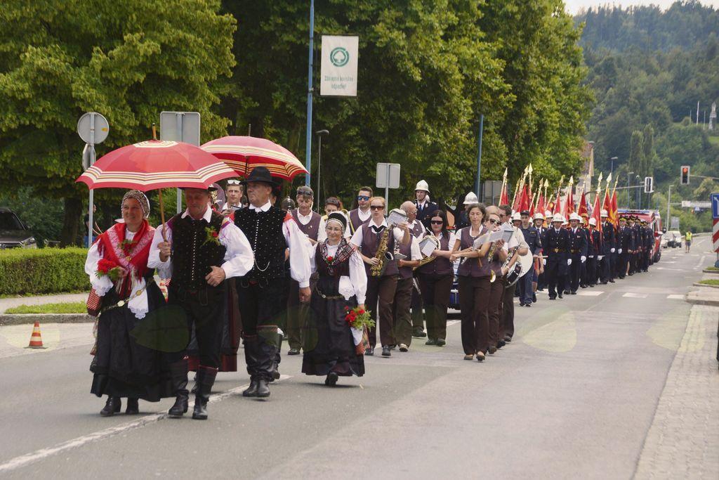 Vrhniški gasilci praznovali 140-let