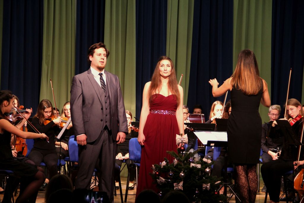 Uspel novoletni koncert v Borovnici