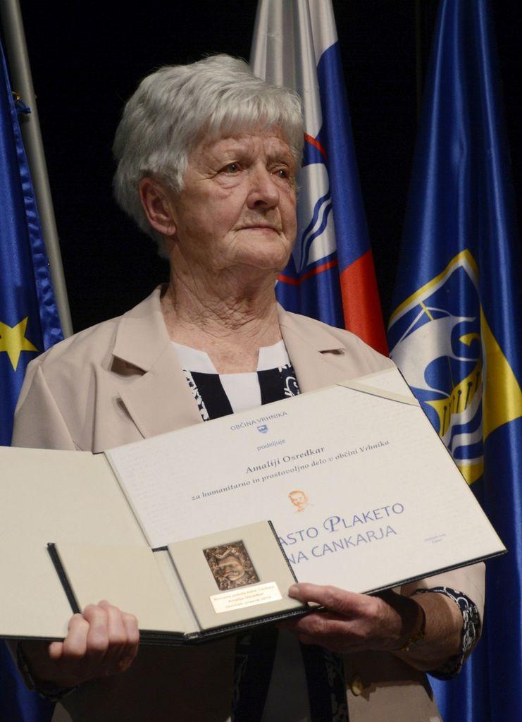 Amalija Osredkar