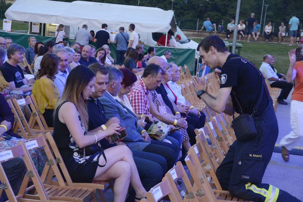 Argonavtski festival odprli z dalmatinsko glasbo