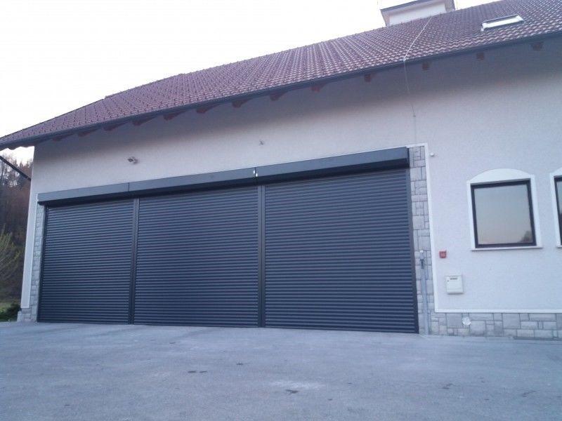Nova garažna vrata