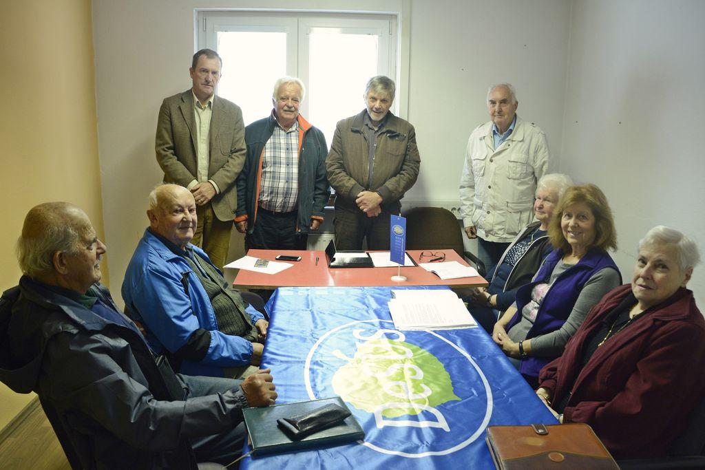 Občinski odbor Desusa povabil v goste podžupana