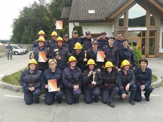 Horjulski gasilci spet med najboljšimi