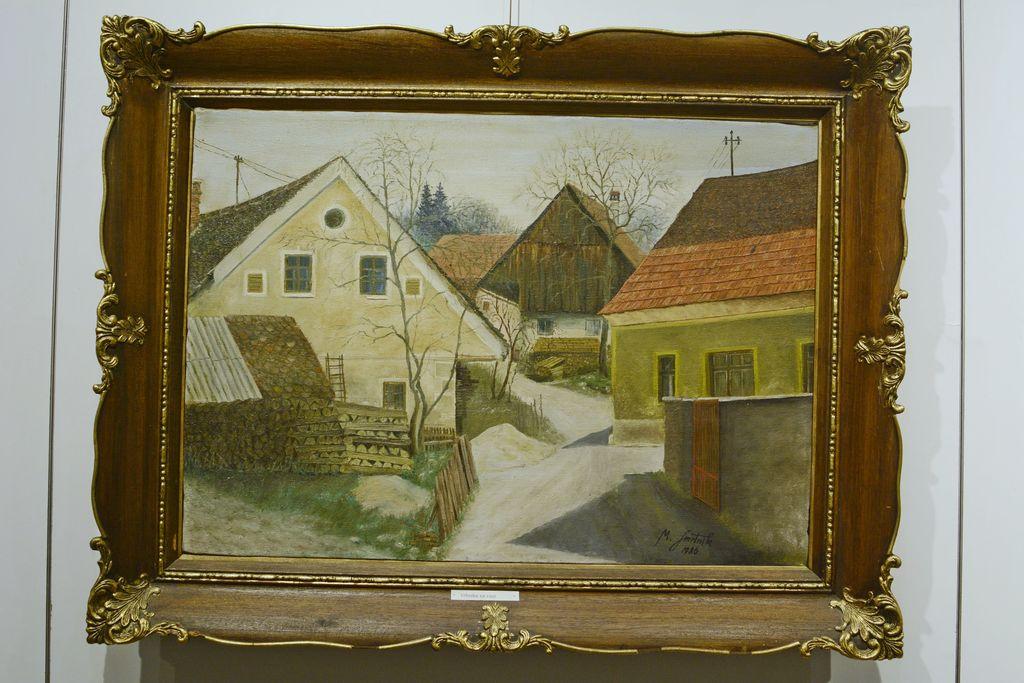 Razstava ob 120-letnici vrhniške železnice - Marjan Smrtnik: modelar in ljubiteljski slikar