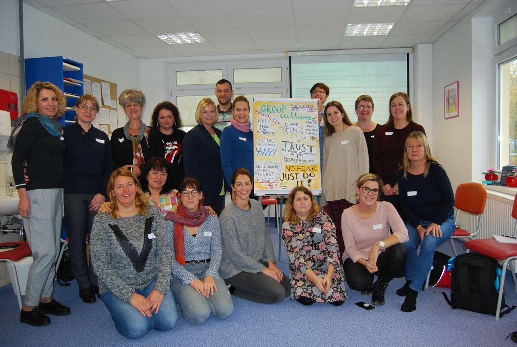 Projekt Erasmus+ v Vrtcu Vrhnika