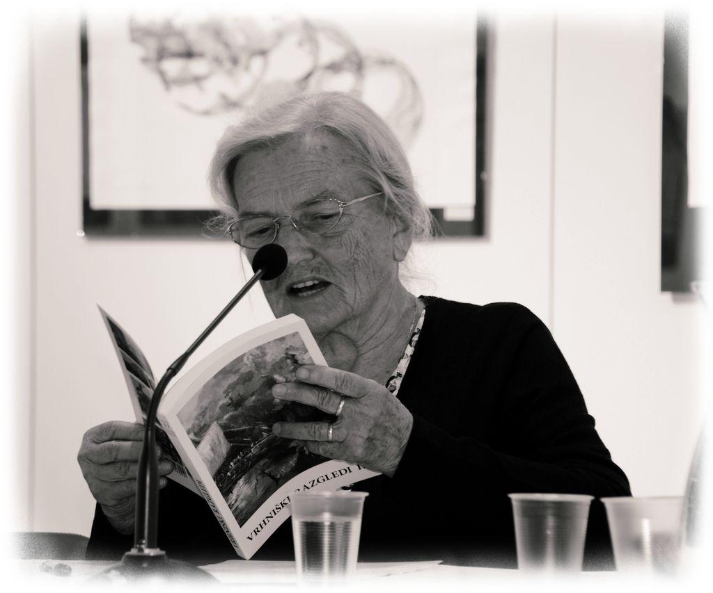 Umrla je častna občanka Marija Oblak Čarni