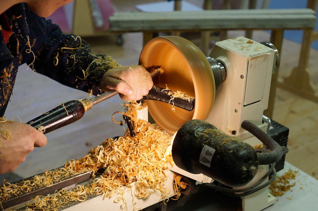 Pr' Popr so izdelovali lesene posode