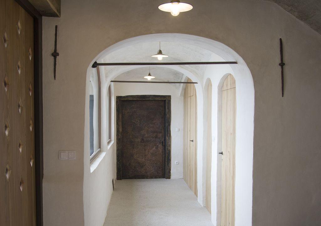 V Šentjoštu obnovili del župnišča