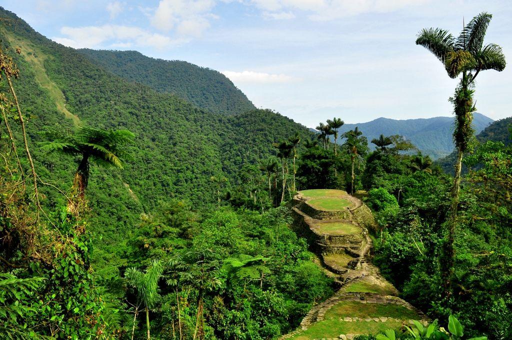Kolumbija– Treking v Izgubljeno mesto(še ena od »tanevarnih« držav)