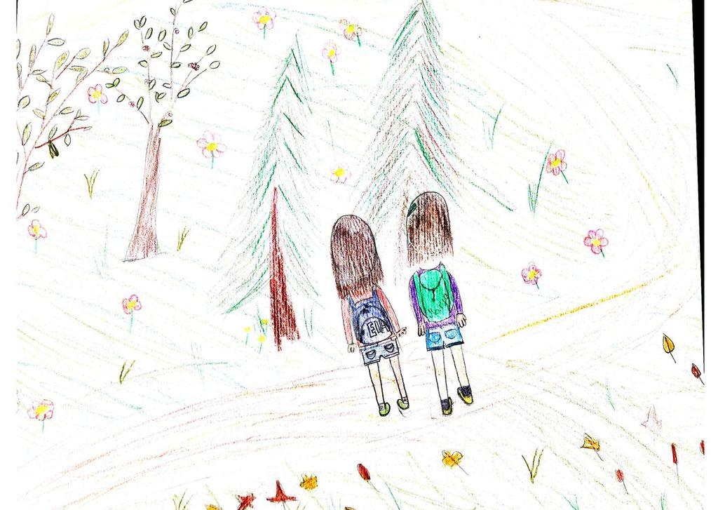 Marija in Ela, 4. a