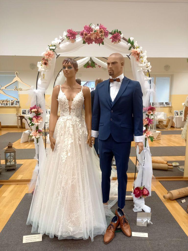 Zadnji poročni obleki, oktober 2020, Tjaša in Vid Vrhovec