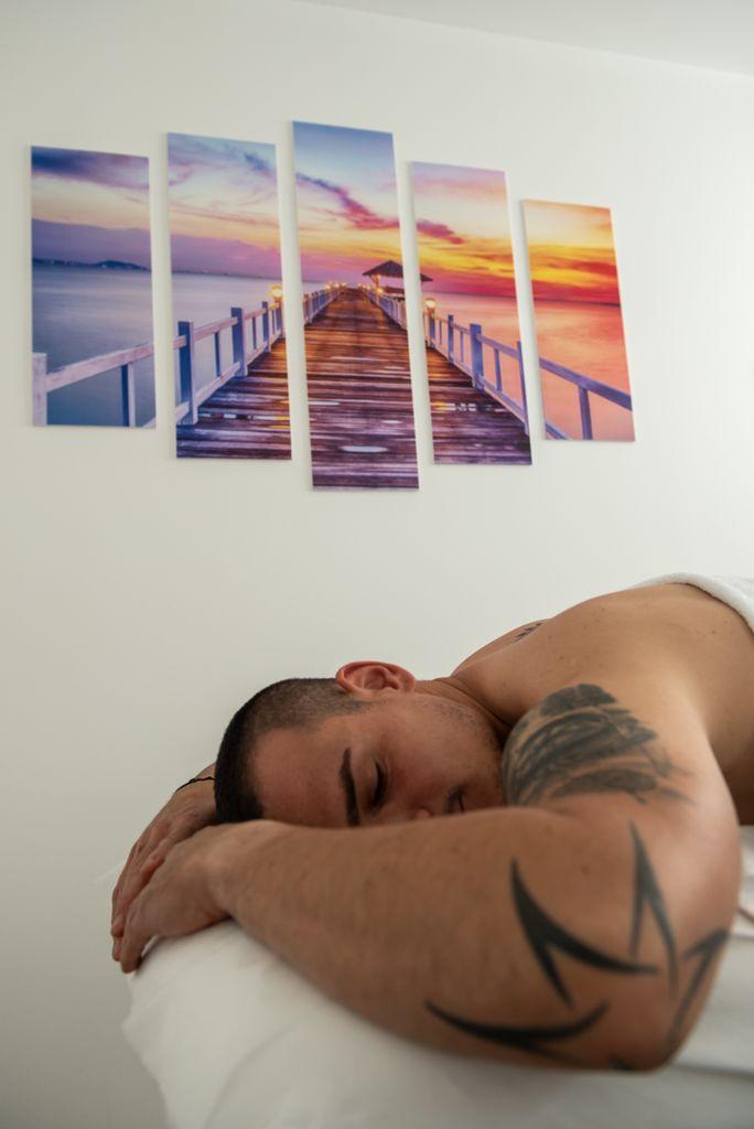Jesensko utrujenost preženite z masažo