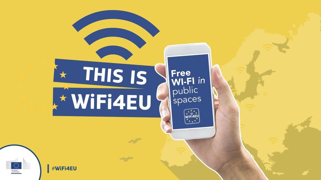 S podporo evropskih sredstev do odprtega brezžičnega omrežja v naši občini