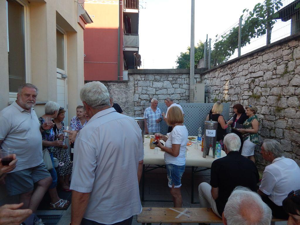 Likovna razstava z MePZ Nova Gorica ob Dnevu državnosti