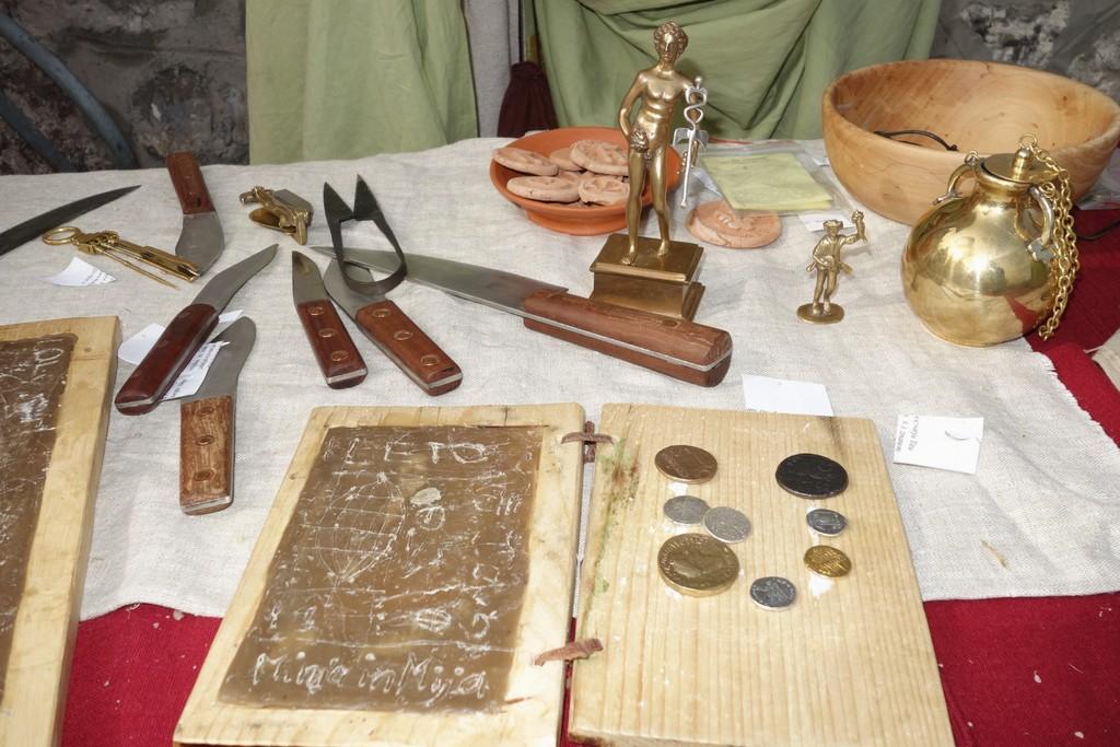 Vsakdanje potrebščine rimskega državljana