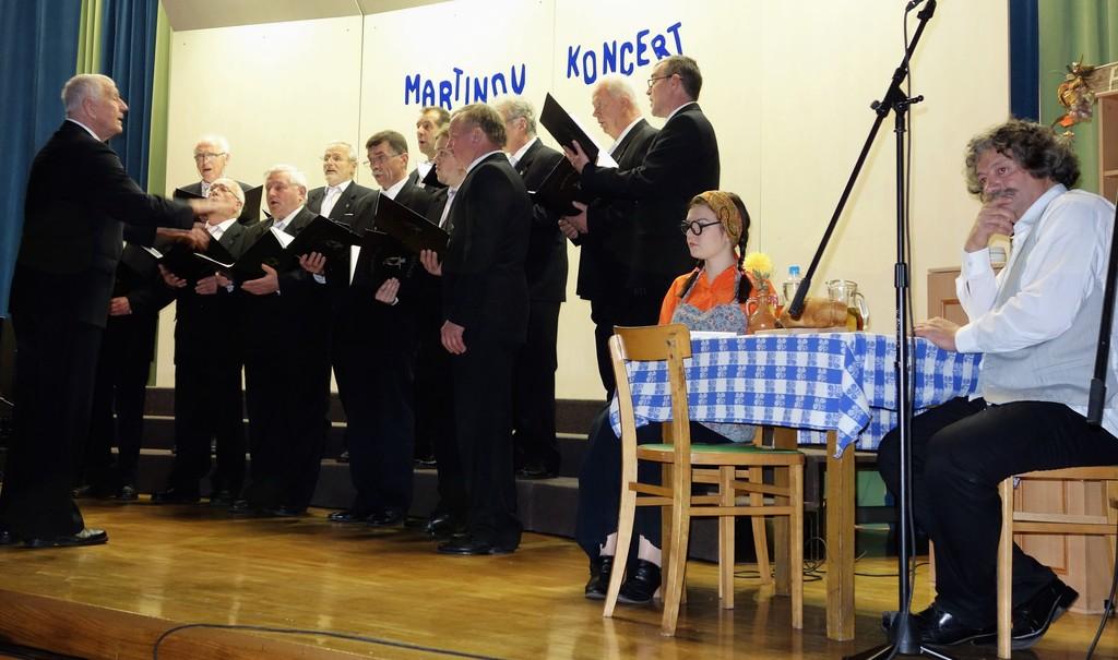 Martinov koncert prvič v Gostilni pr' Štingl'c