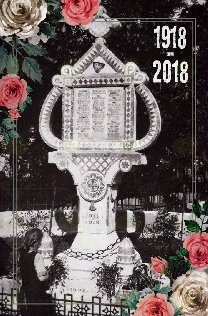 Stoletnica konca Velike vojne na koledarčkih