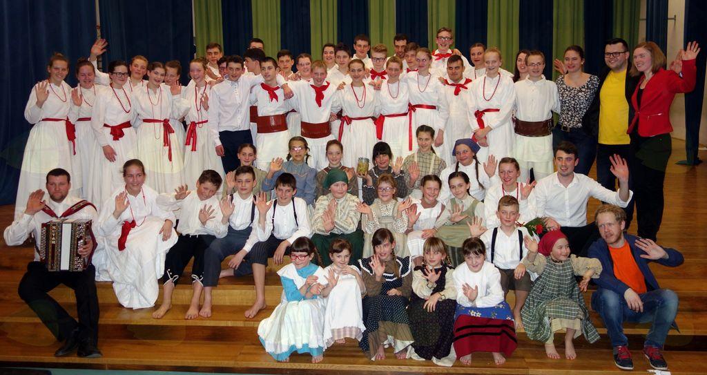 Folklorna skupina Šumnik oživljena!
