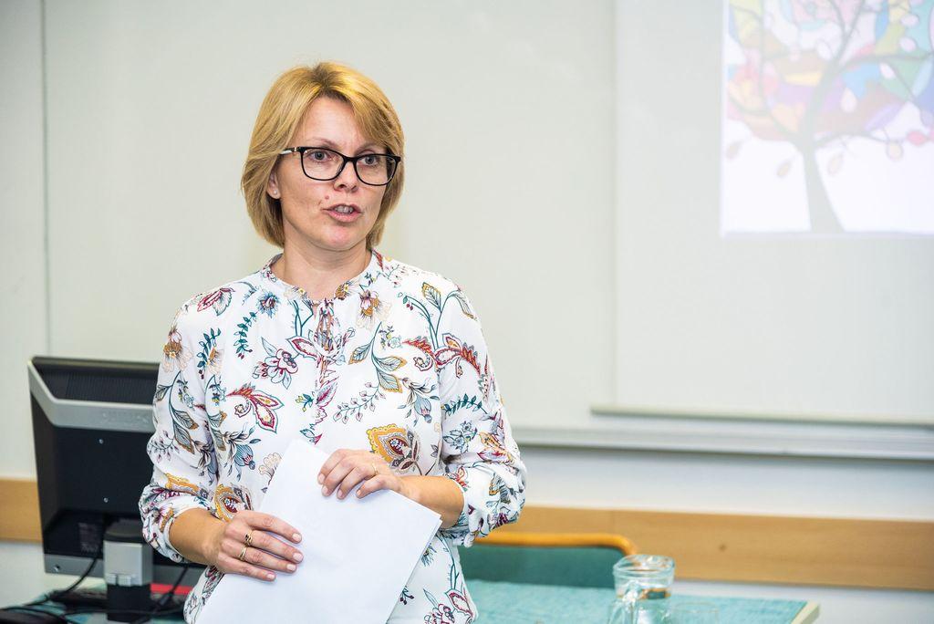 Patricija Pavlič, direktorica CIK Trebnje