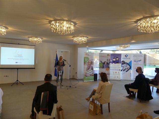 Zaključna konferenca projekta SkillHUBS