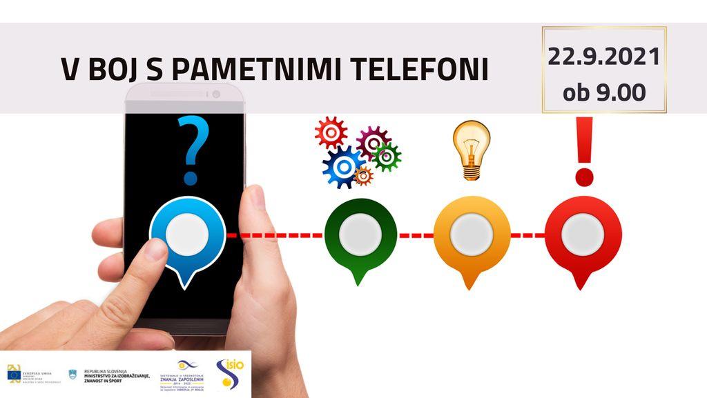 V boj s pametnimi telefoni