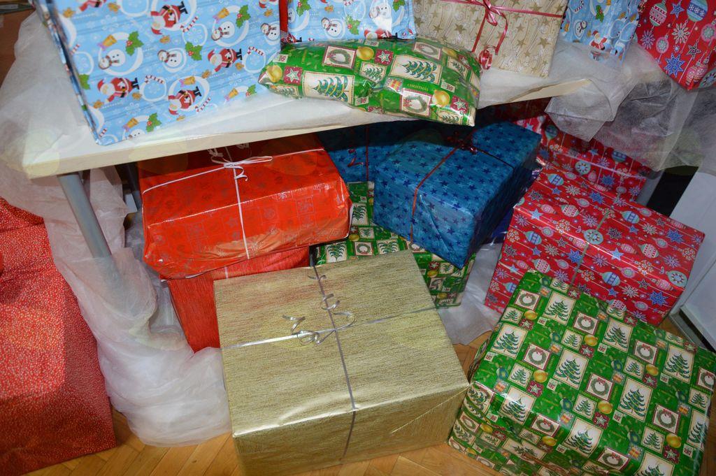 Dobrodelna akcija v Čudežnem decembru