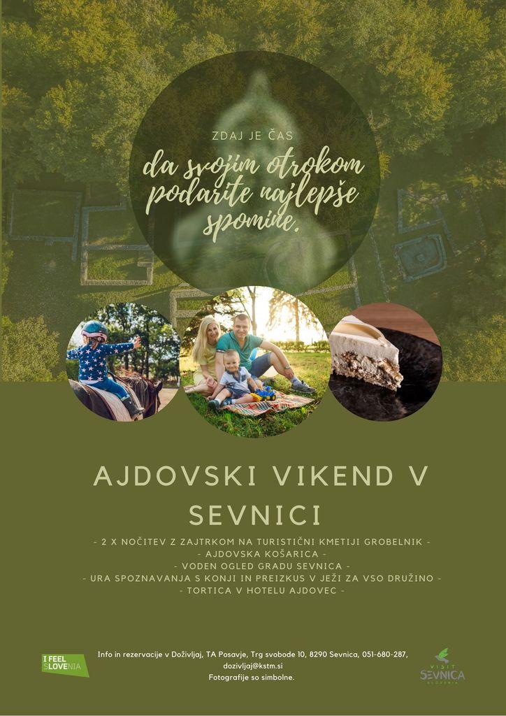 Ajdovski vikend v Sevnici  - dobrodošli
