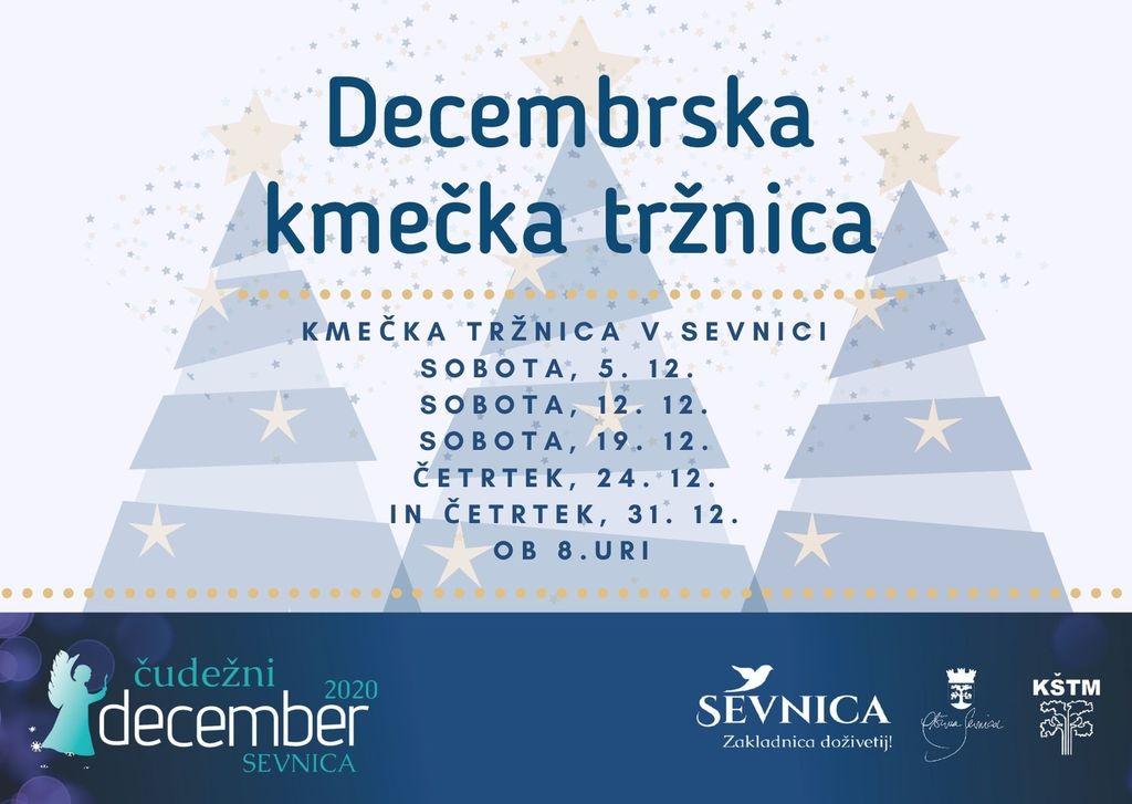 Čudežni december  v Sevnici