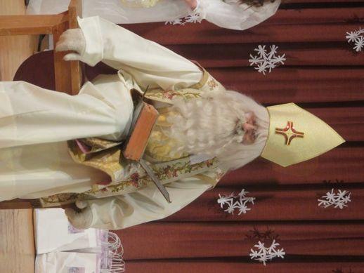 Obisk svetega Miklavža