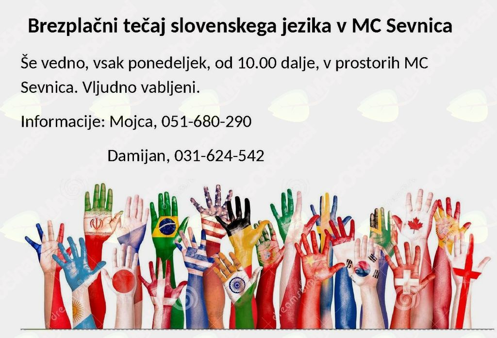 Slovenščina za priseljence