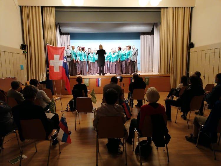 V Švici ob 30-letnici naše države
