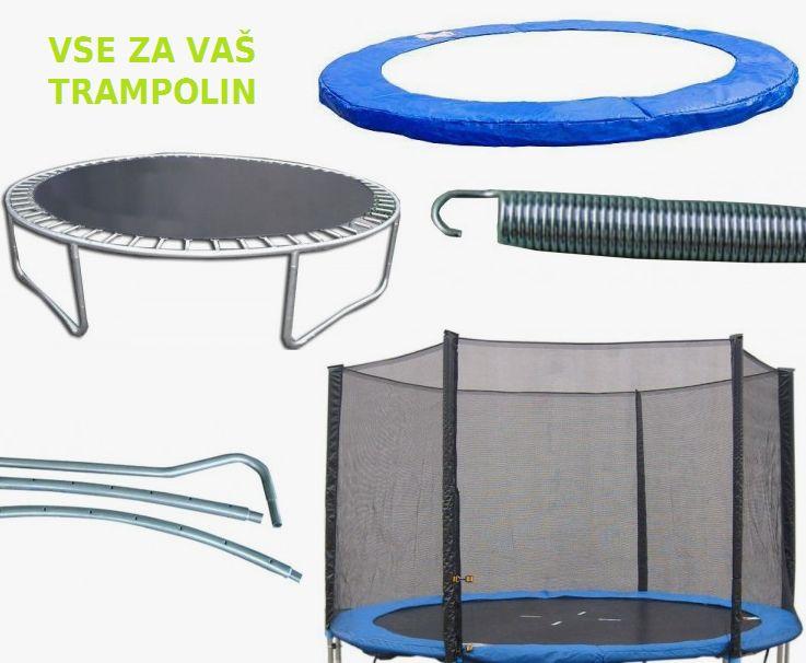 deli za trampolin