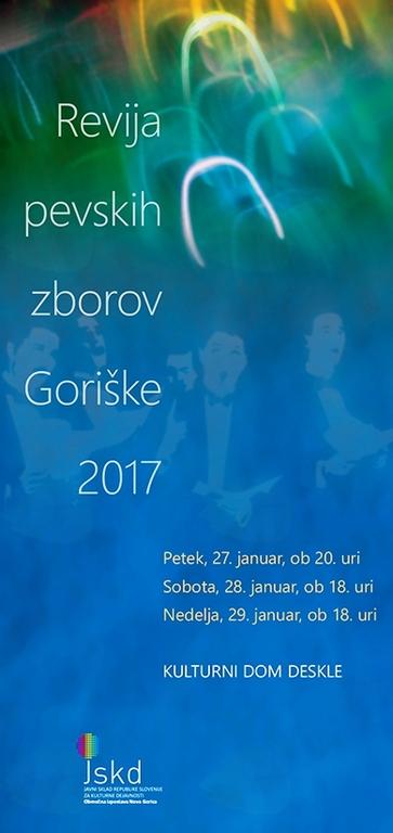 Revija pevskih zborov Goriške