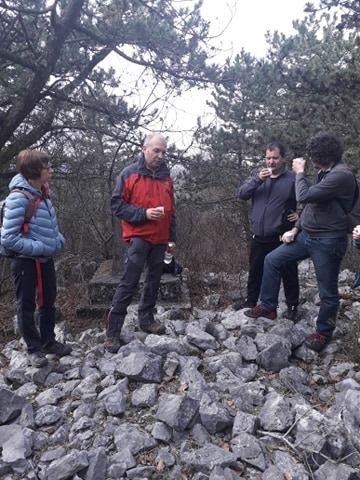 Dediščina velike vojne skrita na pobočju Krasa