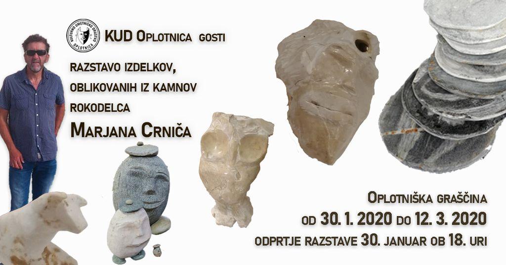 Razstava Marjana Crniča