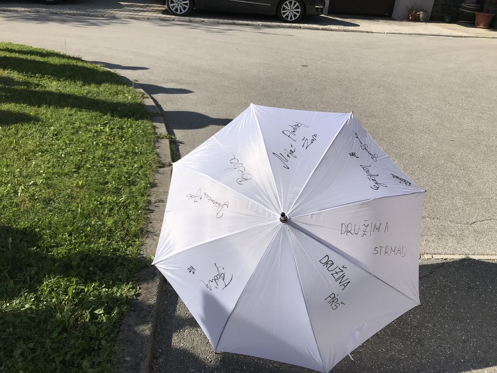 Ulični dežnik