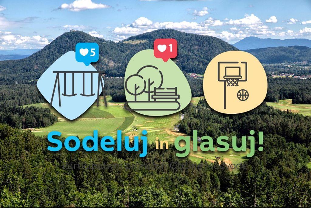 Sodeluj in glasuj! - predstavitvena delavnica za KS Pirniče
