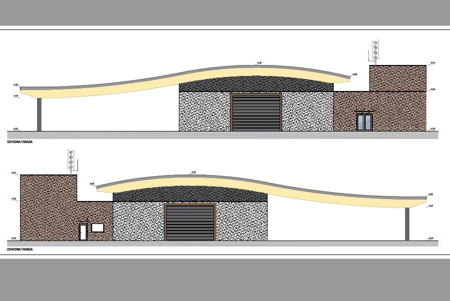 Novogradnja gasilskega doma v Zgornjih Pirničah, pri kateri se upoštevajo okoljski vidiki
