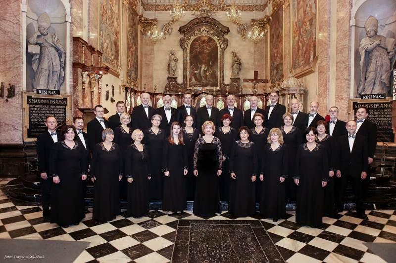 Koncert mešanega pevskega zbora »Anton Foerster«