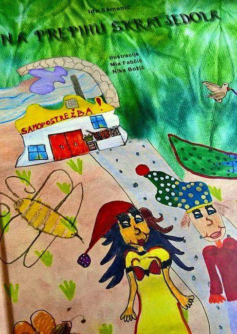 Predstavitev otroške slikanice Ide Semenič: Na prepihu Škratjedola