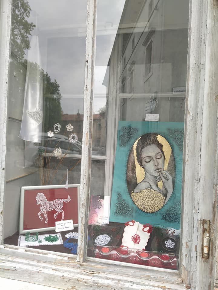 Razstava: Slovenska klekljana čipka