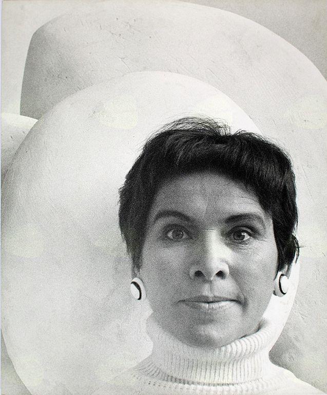 Milena Lah, Kiparka