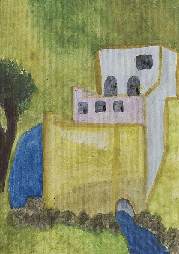 »(Re)Interpretacija Pilonove krajine« Virtualna razstava akvarelov učenk in učencev OŠ Dobravlje, O