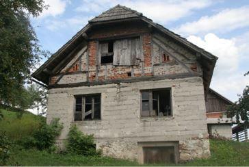 Razstava fotografij Staneta Grandljiča: Stare mestne hiše in vaške hiše