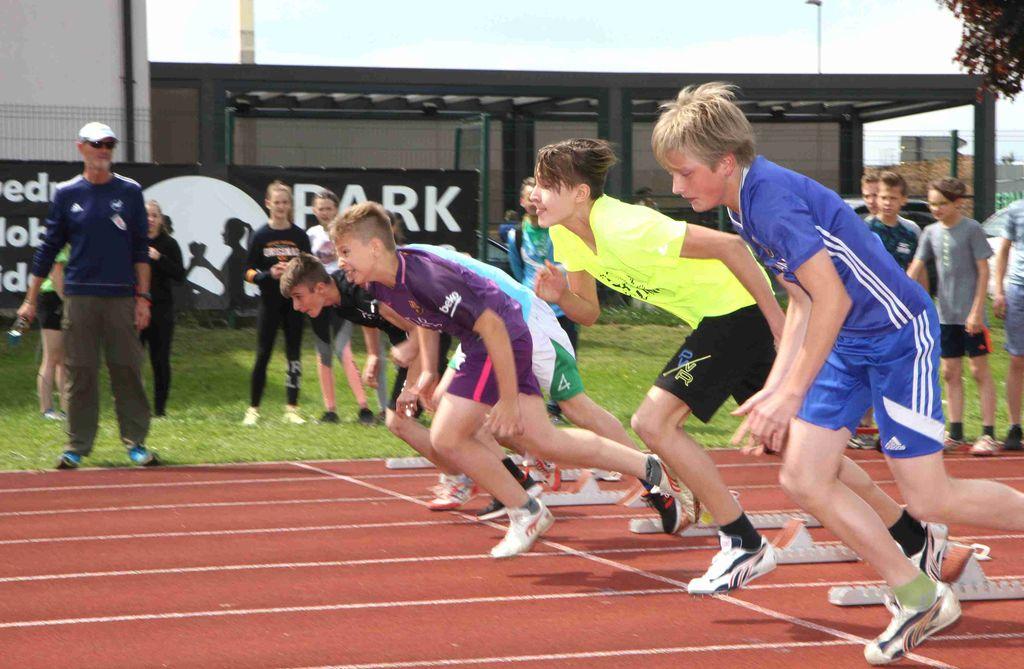 V atletiki nastopilo 356 osnovnošolcev, štiri prva mesta za OŠ Polzela