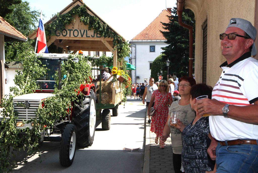 57. Dan slovenskih hmeljarjev v Braslovčah