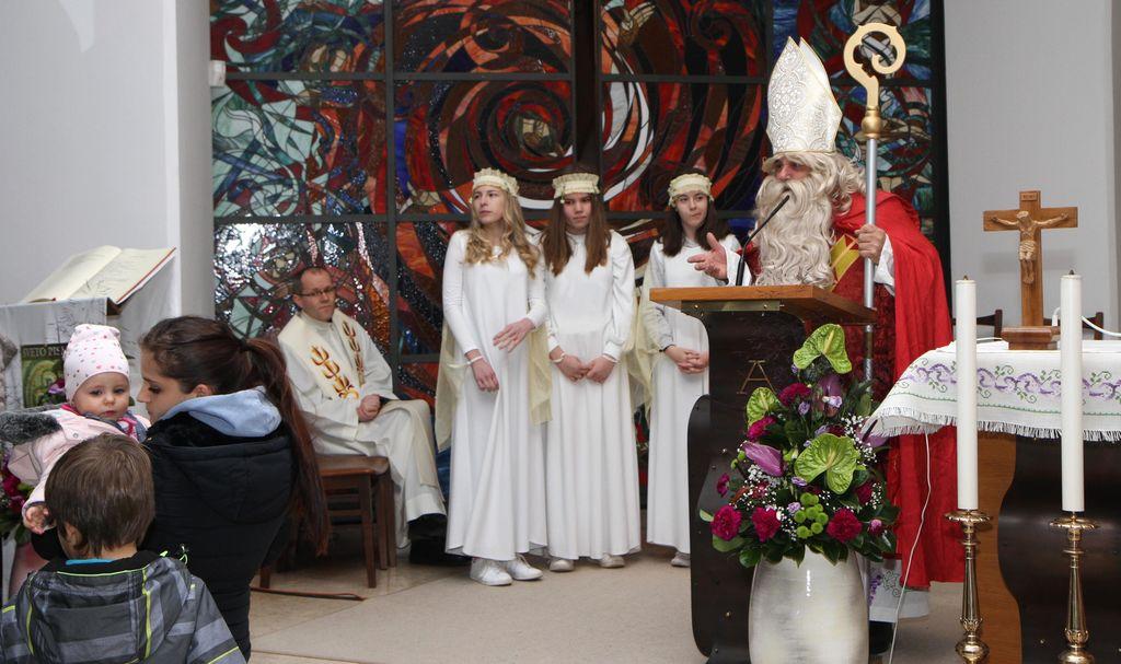 Sv. Miklavž v Andražu in na Polzeli