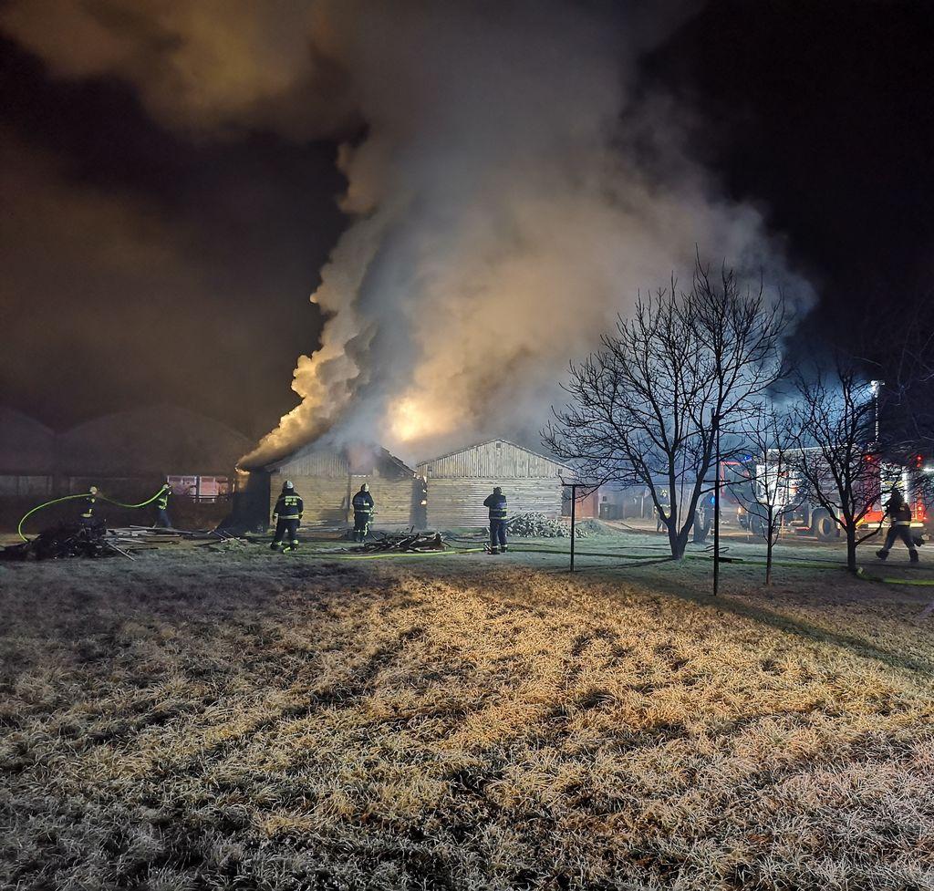 Požar - Breg pri Polzeli